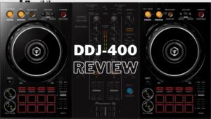 DDJ-400使い方レビュー トップ画像